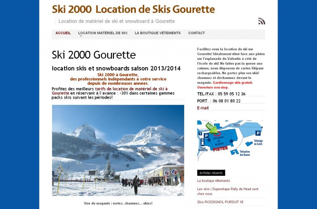 Ski 2000 Gourette