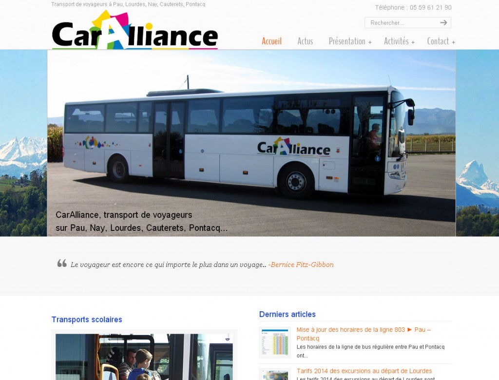 Site CarAlliance