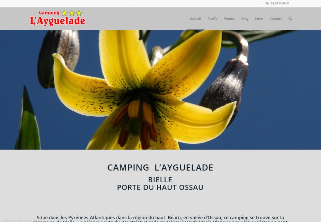 camping ayguelade